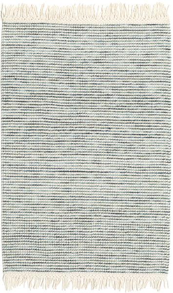 Medium Drop - Blue Mix Rug 120X180 Authentic  Modern Handwoven Light Grey/Beige (Wool, India)