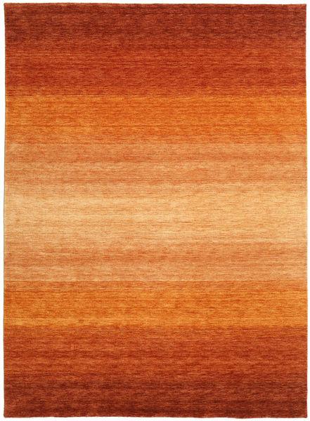 Gabbeh Rainbow - Óxido Alfombra 240X340 Moderna Óxido/Roja/Naranja (Lana, India)