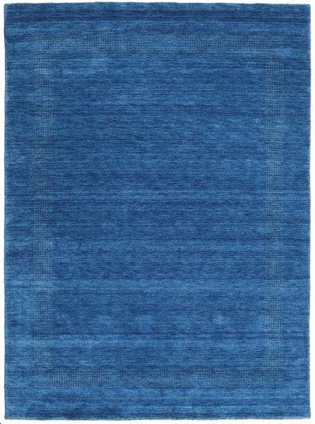 Tapis Handloom Gabba - Bleu CVD18387