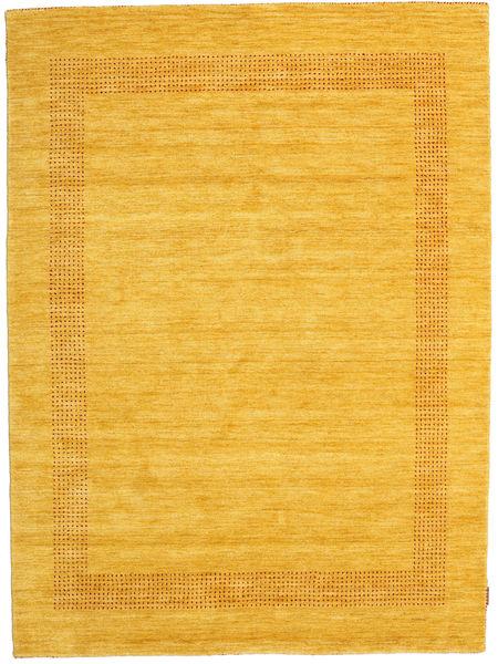 Handloom Gabba - Złoty Dywan 160X230 Nowoczesny Żółty (Wełna, Indie)