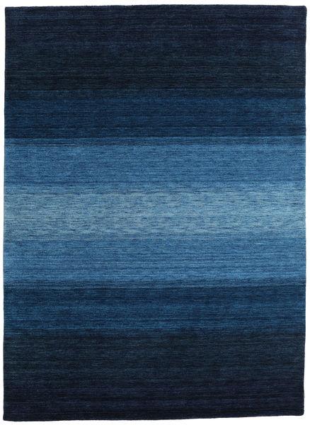 Gabbeh Rainbow - Niebieski Dywan 240X340 Nowoczesny Ciemnoniebieski/Niebieski (Wełna, Indie)