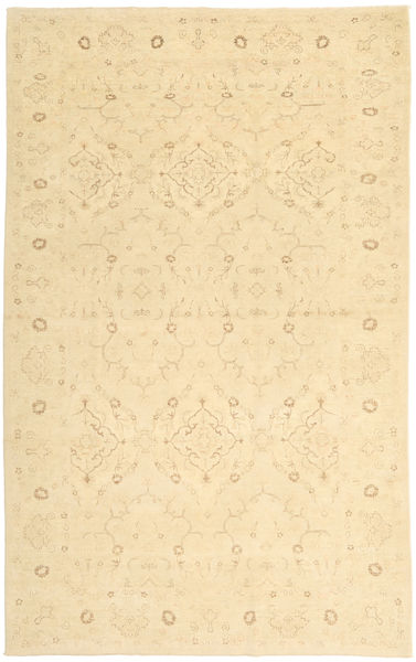 Ziegler Rug 185X304 Authentic  Oriental Handknotted Beige (Wool, Pakistan)