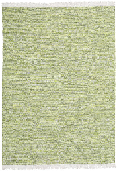 Diamond Wool - Green Rug 160X230 Authentic  Modern Handwoven Light Green (Wool, India)
