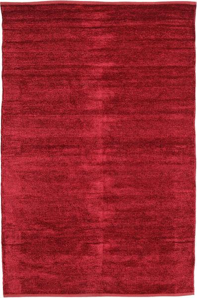 Kelim Chenille - Djupröd matta CVD17107