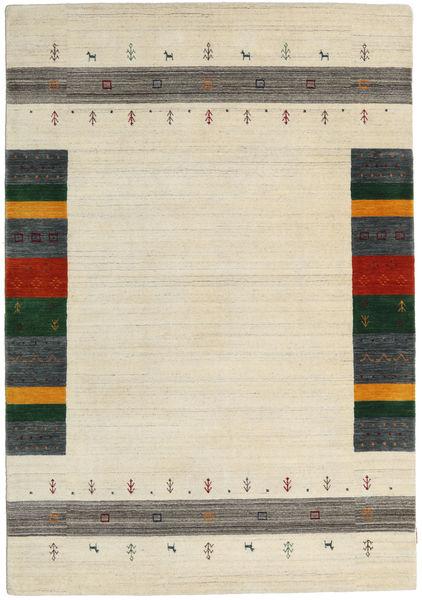 Loribaf Loom Designer - Bézs Szőnyeg 160X230 Modern Csomózású Bézs/Sötét Bézs (Gyapjú, India)
