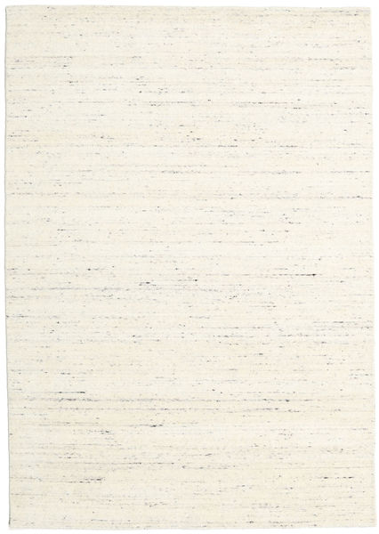 Mazic - Light_Natural Tapijt 160X230 Echt Modern Handgeknoopt Beige (Wol, India)