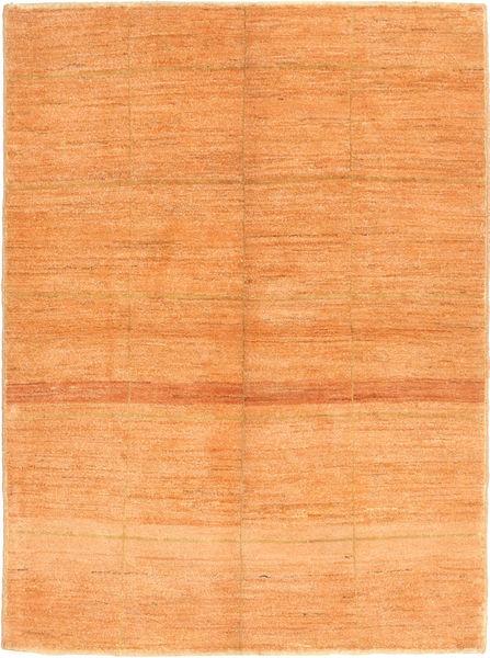 Gabbeh Perzsa Szőnyeg 100X146 Modern Csomózású Narancssárga/Világos Rózsaszín (Gyapjú, Perzsia/Irán)