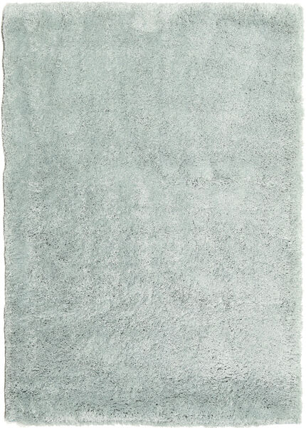 Shaggy Sadeh - Mint Rug 160X230 Modern Light Grey/Turquoise Blue ( Turkey)