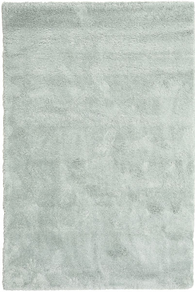 Shaggy Sadeh - Mint Rug 200X300 Modern Light Grey/Turquoise Blue ( Turkey)