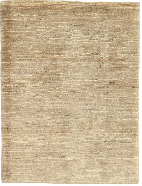 Gabbeh Persia Rug 113X149 Authentic  Modern Handknotted Light Brown/Dark Beige (Wool, Persia/Iran)