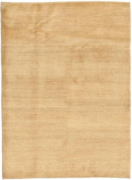 Gabbeh Persia Matto 105X142 Moderni Käsinsolmittu Vaaleanruskea/Tummanbeige (Villa, Persia/Iran)
