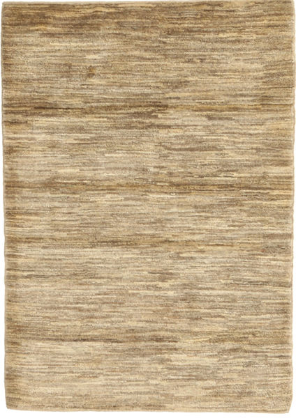 Gabbeh Persia Rug 107X153 Authentic  Modern Handknotted Light Brown/Dark Beige/Beige (Wool, Persia/Iran)