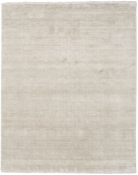 Handloom Fringes - Greige Rug 250X300 Modern Light Grey Large (Wool, India)