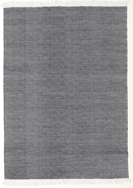 Diamond Wool - Black rug CVD18379