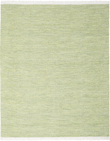 Diamond Wool - Green Rug 240X300 Authentic  Modern Handwoven Light Green (Wool, India)