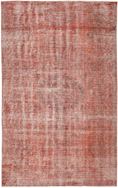 Colored Vintage Rug 174X278 Authentic  Modern Handknotted Light Pink/Light Brown (Wool, Turkey)