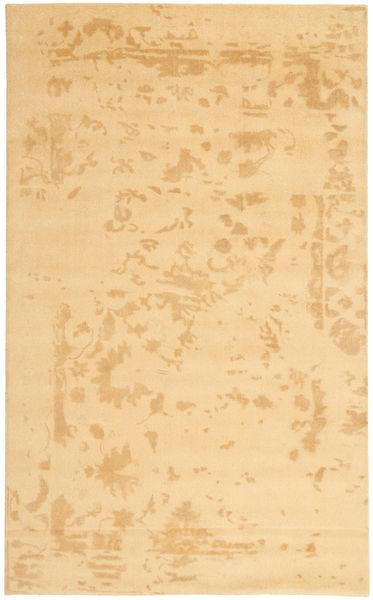 Handtufted Tapis 146X239 Moderne Marron Clair/Beige Foncé (Laine, Inde)