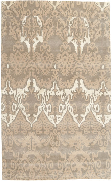Handtufted Rug 154X247 Modern Light Brown/Beige (Wool, India)