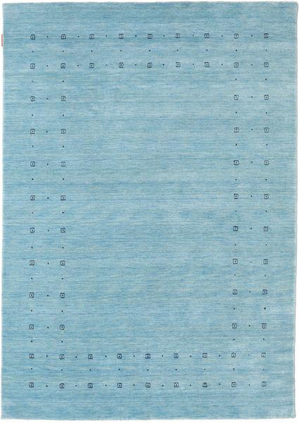 Loribaf Loom Delta - Ljusblå matta CVD18024