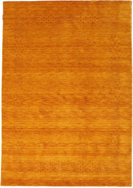 Loribaf Loom Beta - Guld Matta 160X230 Modern Orange (Ull, Indien)