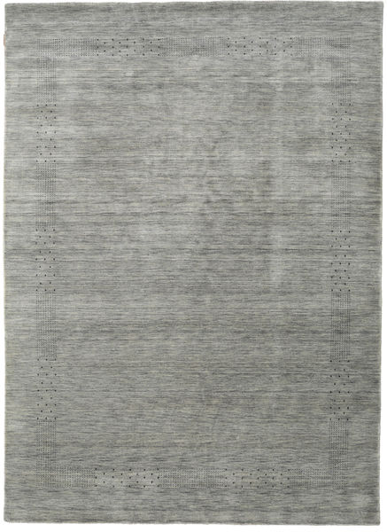 Loribaf Loom Beta - Grey Rug 190X290 Modern Dark Grey/Light Grey (Wool, India)