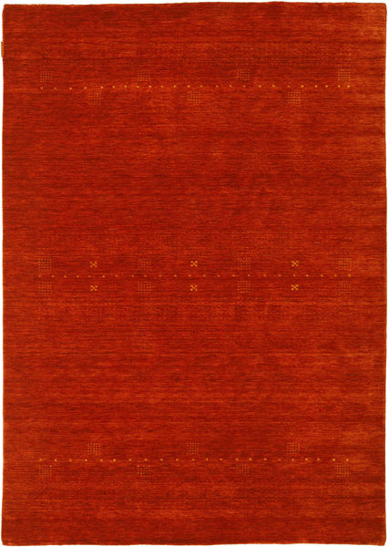 Loribaf Loom Eta - Red Rug 160X230 Modern Rust Red (Wool, India)