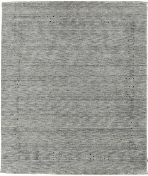Loribaf Loom Beta - Gris Alfombra 160X230 Moderna Gris Claro (Lana, India)