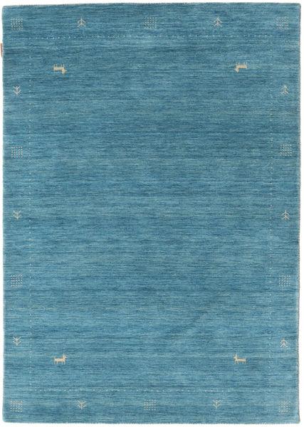 Loribaf Loom Zeta - Sininen Matto 120X180 Moderni Sininen/Siniturkoosi (Villa, Intia)