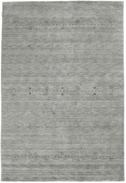 Loribaf Loom Eta - Harmaa Matto 190X290 Moderni Vaaleanharmaa/Tummanharmaa (Villa, Intia)