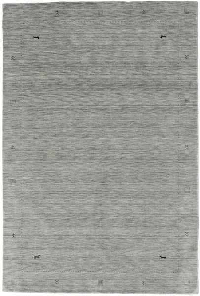 Loribaf Loom Zeta - Grey Rug 190X290 Modern Light Grey (Wool, India)