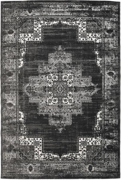 Vintage Vega - Anthracite / Grijs tapijt RVD19090