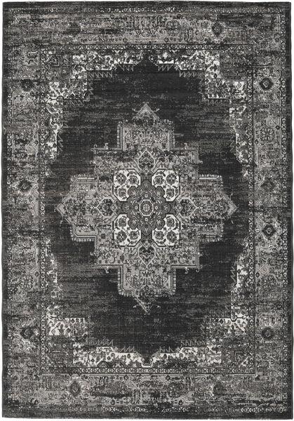 Alfombra Vintage Vega - Anthracite / Gris RVD19092
