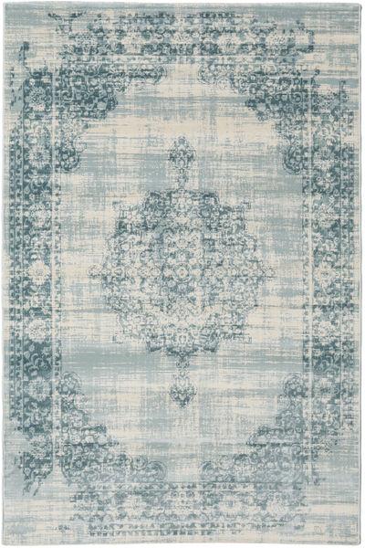 Jinder - Cream / Light Blue rug RVD19077