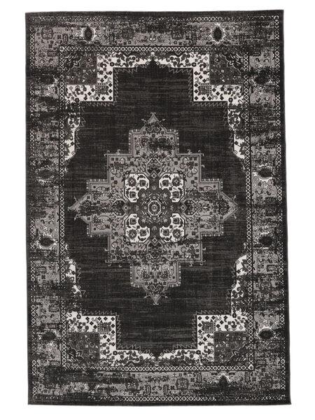 Vintage Vega - Anthracite / Grey rug RVD19091