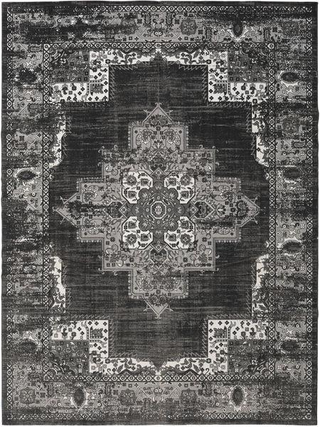 Vintage Vega - Anthracite / Grijs tapijt RVD19089