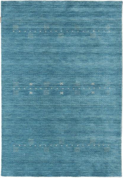 Loribaf Loom Eta - Sininen Matto 120X180 Moderni Sininen/Siniturkoosi (Villa, Intia)