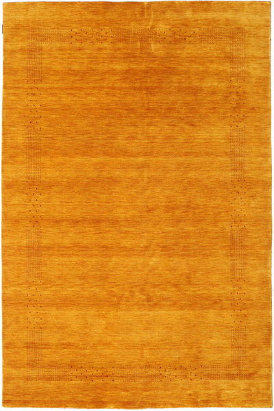Loribaf Loom Beta - Guld Matta 190X290 Modern Orange (Ull, Indien)
