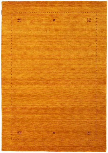 Loribaf Loom Giota - Gold Rug 160X230 Modern Orange (Wool, India)