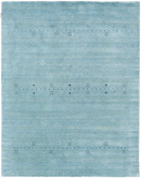 Loribaf Loom Eta - Bleu Clair Tapis 190X240 Moderne Bleu Clair (Laine, Inde)