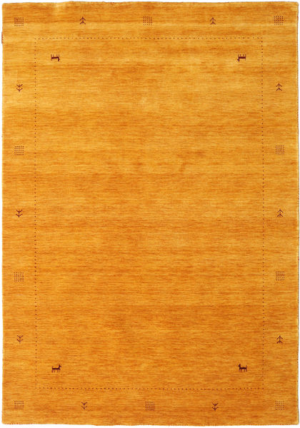 Loribaf Loom Zeta - Gold Rug 160X230 Modern Orange (Wool, India)