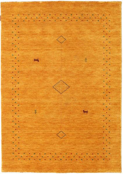 Loribaf Loom Alfa - Goud tapijt CVD18155
