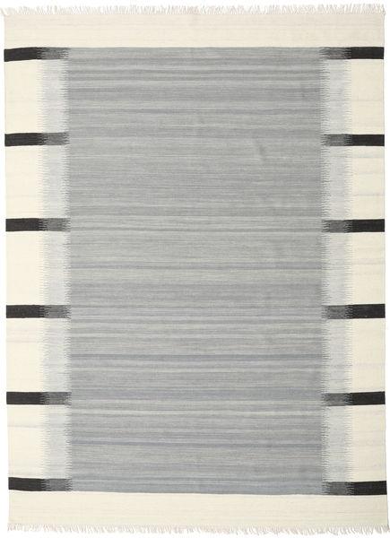 Ikat - グレー 絨毯 CVD17530