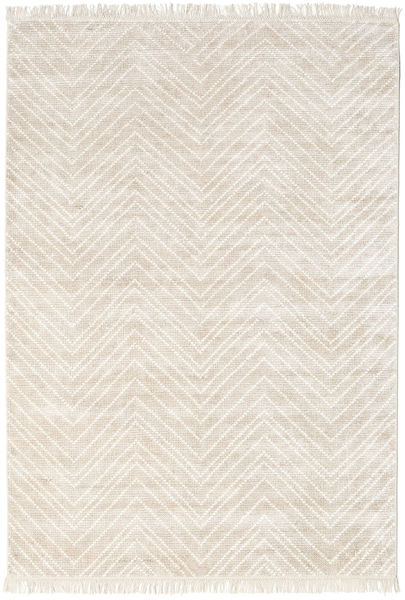 Bambu Seda Vanice - Vanice Greige Tapete 160X230 Moderno Feito A Mão Bege/Cinzento Claro ( Índia)