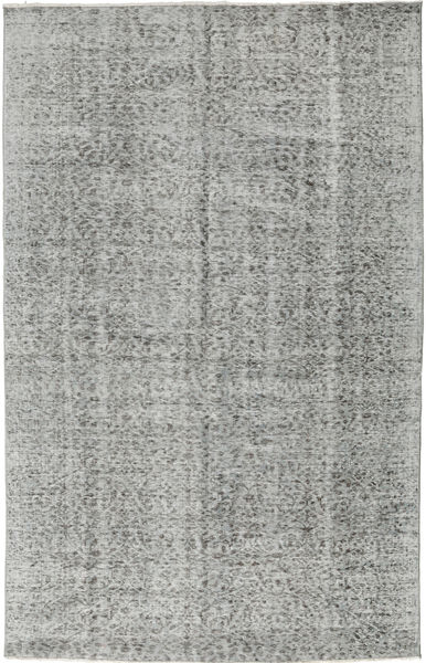 Colored Vintage Rug 174X263 Authentic  Modern Handknotted Light Grey/Dark Grey (Wool, Turkey)