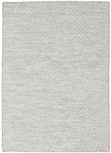 Kelim Goose Eye - Tumma Harmaa-matto CVD18857