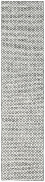 Tapete Kilim Honey Comb - Mid Cinzento CVD18766