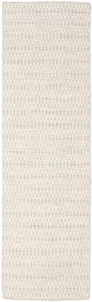 Kelim Long Stitch - Beige tæppe CVD18781