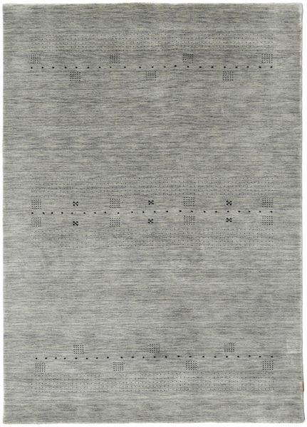 Loribaf Loom Eta - Harmaa Matto 160X230 Moderni Vaaleanharmaa/Tummanharmaa (Villa, Intia)