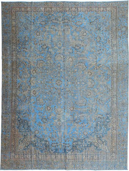 Colored Vintage Dywan 265X347 Nowoczesny Tkany Ręcznie Jasnoniebieski/Jasnoszary Duży (Wełna, Pakistan)