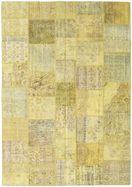 Patchwork rug XCGZS1334